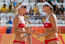 Slukova Hermanova - beach volleyball