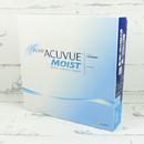 jednodenní kontaktní čočky 1-Day Acuvue Moist 180 čoček