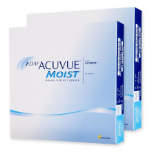 1-Day Acuvue Moist (180 čoček)
