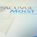 jednodenní kontaktní čočky 1-Day Acuvue Moist (90 čoček) - detail čočky