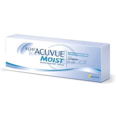 1 Day Acuvue Moist for Astigmatism (30 čoček)