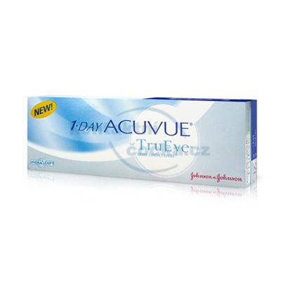 jednodenní kontaktní čočky 1 Day Acuvue TruEye