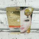 Eveline Cosmetics 24k GOLD FACE MASK - vyživující liftingová maska textilní 20 ml