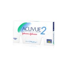 čtrnáctidenní kontaktní čočky Acuvue 2