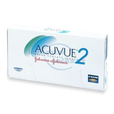 kontaktní čočky Acuvue 2 (6 čoček)