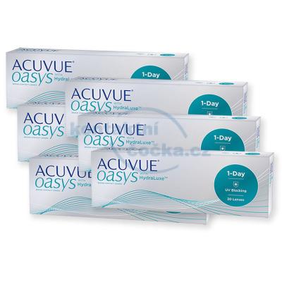 Acuvue Oasys 1-Day (180 čoček)