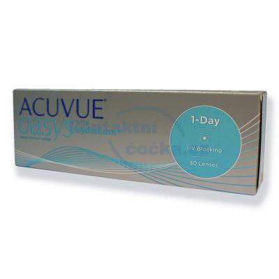 Jednodenní kontaktní čočky Acuvue Oasys 1-Day 30 čoček