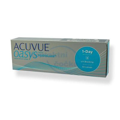 Acuvue Oasys 1-Day 30 čoček - jednodenní kontaktní čočky