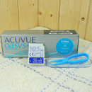 Acuvue Oasys 1-Day - blistr a kleštičky