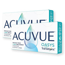 Acuvue Oasys with Transitions (12 čoček)