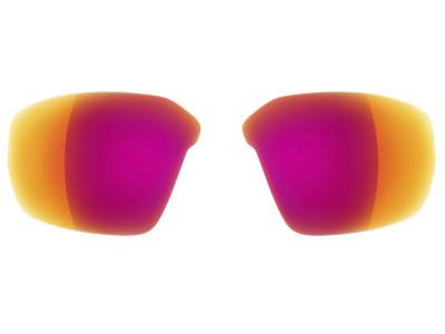 adidas purple - náhradní skla