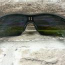 sportovní brýle adidas evil eye halfrim pro ad07 75 6600 - zadní detailní pohled