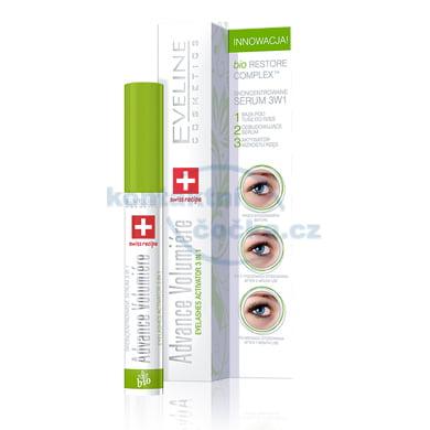 sérum na řasy 3v1 Advance Volumiere 10 ml