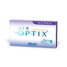 multifok�ln� �o�ky Air Optix Aqua Multifocal (6 �o�ek)