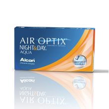 Air Optix Aqua NIGHT&DAY (3 čočky)