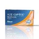 Měsíční kontaktní čočky Air Optix NIGHT&DAY (6 čoček) - nový obal