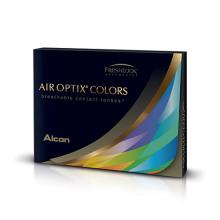barevné čočky AIR Optix Colors nedioptrické (2 čočky)