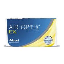měsíční kontakní čočky Air Optix EX