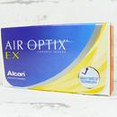 měsíční kontaktní čočky Air Optix EX - boční pohled