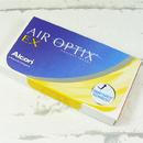 měsíční kontaktní čočky Air Optix EX - horní pohled