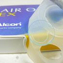měsíční kontaktní čočky Air Optix EX - čočka na blistru
