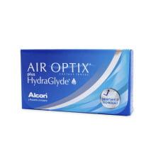 kontaktn� �o�ky Air Optix Plus HydraGlyte (3 �o�ky)