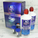 roztok na kontaktní čočky AOSEPT PLUS HydraGlyde 2x 360 ml a 2 pouzdra