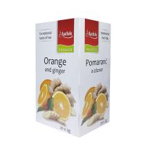 Pomeranč a zázvor Ovocný čaj 20x 2 g
