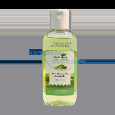 Aromatica Aloe Vera antibakteriální gel na ruce 75 ml