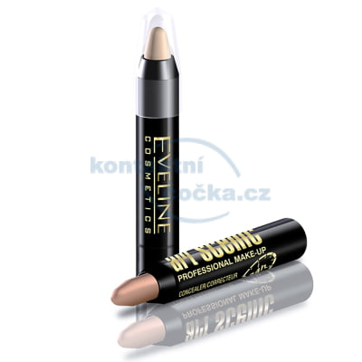 Eveline krémový korektor Art Senic make-up Cover Stick