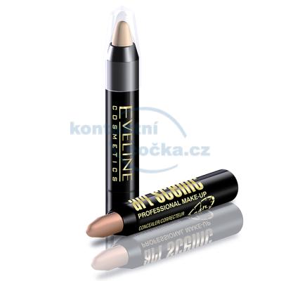 Eveline krémový korektor Art Senic make-up Cover Stick