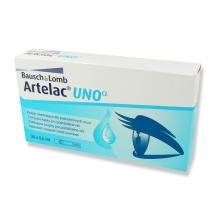 jednorázové oční kapky Artelac UNO 30x 0,6 ml