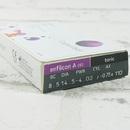 Avaira Toric 6 čoček - čtrnáctidenní kontaktní čočky (paremetry jsou pouze ilustrační)