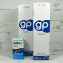 roztok na tvrdé kontaktní čočky Avizor GP 2x 240 ml + oční kapky Renu Drops 8 ml