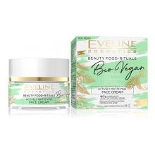 EVELINE Beauty Food Rituals Bio Vegan Aktivně matující denní a noční krém 50 ml