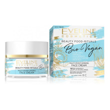 EVELINE Beauty Food Rituals Bio Vegan  Multi-hydratační denní a noční krém 50 ml