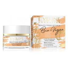 EVELINE Beauty Food Rituals Bio Vegan Ultra výživný denní a noční krém 50 ml