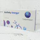 CooperVision měsíční kontaktní čočky Biofinity Energys