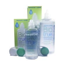 roztok na kontaktní čočky Biotrue 360 ml a 120 ml s pouzdry