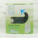 roztok na kontaktní čočky Biotrue Flight Pack 2x 60 ml