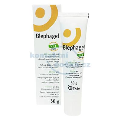 Blephagel oční gel 30 g