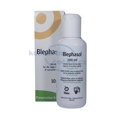 Blephasol - micelární voda na oční okolí