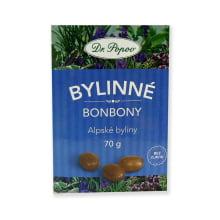 Bonbony Alpské byliny 70 g