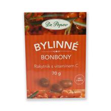 Bonbony Rakytník s vitamínem C 70 g