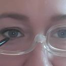 Brýle na líčení - líčení tužkou na oči