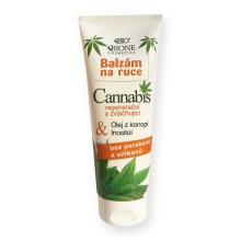 Bione Cosmetics Cannabis Balzám na ruce 205 ml