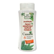Cannabis Čistící odličovací pleťové tonikum 255 ml
