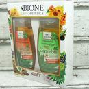 Dárková sada Bione Cannabis - Regenerační vlasový šampon 260 ml a Relaxační sprchový gel 260 ml