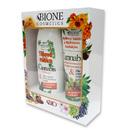 Bione Cosmetics Cannabis Dárková sada Tělové mléko 500 ml + Bylinný balzám s Kaštanem koňským 300 ml/1