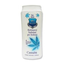 Bione Cosmetics Cannabis Krémový balzám po holení 200 ml
